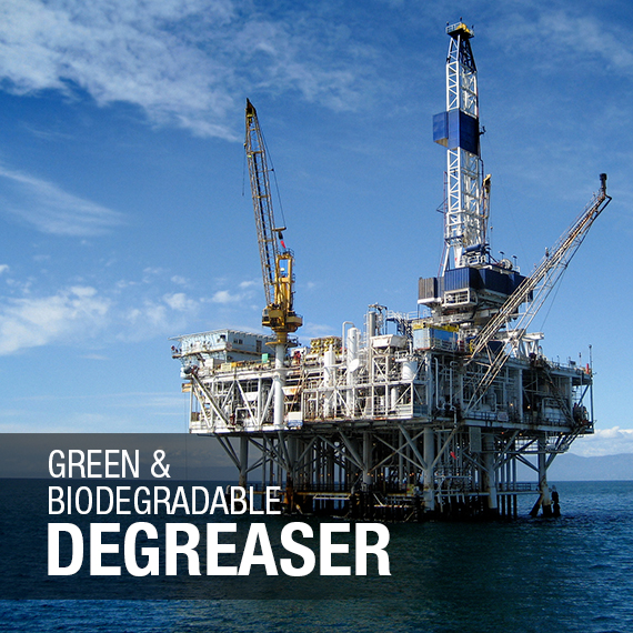 GREEN & BIODEGRADABLE DEGREASER – GOX7